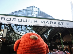 Bert at the Borough