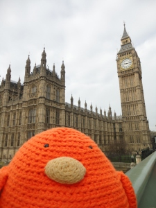 Bert with Big Ben