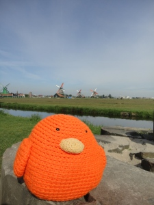 Bert loves Zaanse Schans!