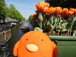 Bert wants to do a canal cruise!
