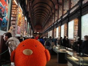 Going to check out the Book of Kells