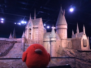 Bert loved the Making of Harry Potter!