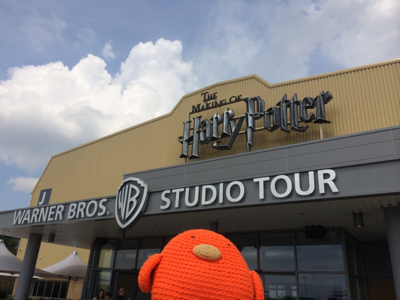 Making of Harry Potter - Warner Bros Studio Tour!
