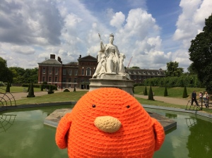 Bert at Kensington Palace!