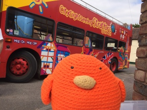 City Sightseeing Tour Bus - Stratford Upon Avon