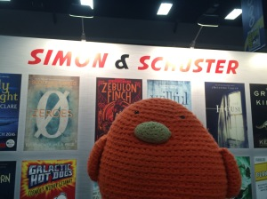 Simon & Schuster - So many great book companies!!